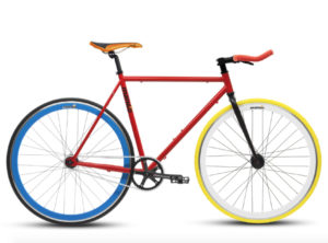 Mango Bikes Single Speed Fixed