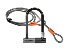 Kryptonite: KryptoLok Series 2 Mini 7 con Cable