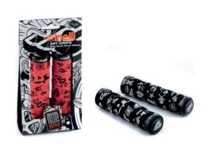 Cinelli: Mike Giant Art Grips – Puños