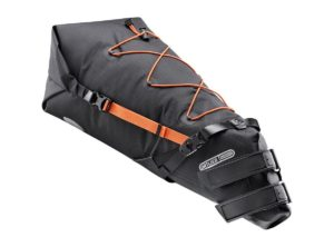 Ortlieb: Bikepacking Seat-Pack 16.5L – Bolso Asiento