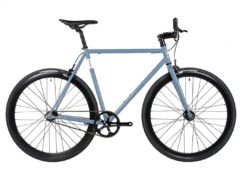 Fyxation: Eastside Blue Steel – Bicicleta Urbana