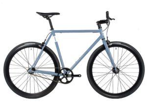 Fyxation: Eastside Blue Steel – Bicicleta Urbana