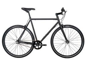 Fyxation: Pixel 3 Speed Black (Negro) – Bicicleta Urbana