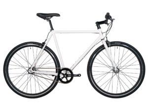 Fyxation: Pixel 3 Speed White (Blanco) – Bicicleta Urbana