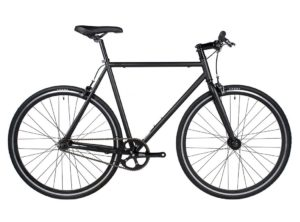 Fyxation: Pixel Black (Negro) – Bicicleta Urbana
