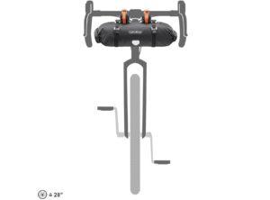 Ortlieb: Bikepacking Handlebar-Pack 9L – Bolso Manubrio