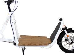 Yuba Supermarché – Bicicleta Carga (Frontal)