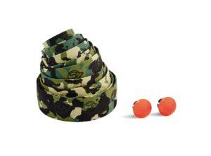 Cinelli: Camouflage Ribbon – Cinta para Manubrio