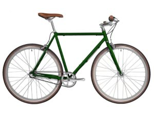 Fyxation: Pixel 3 Speed Emerald Green (Verde) – Bicicleta Urbana