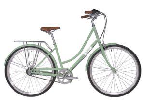 Fyxation: Third Ward 3 vel. Sage – Bicicleta Urbana / Vintage