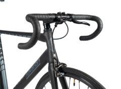 Fyxation: Comet Track Stealth Black – Bicicleta Urbana