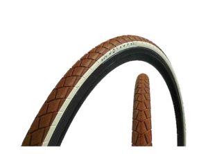 Fyxation:  Session 700 Brown Whitewall – Neumáticos 700x23c/28c