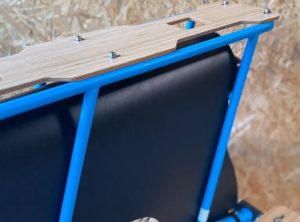 Yuba: Kombi Deck – Cubierta para parrilla